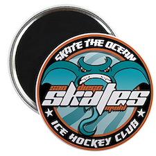 San Diego Skates Magnets