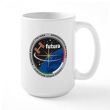 Futura Mission Logo Coffee MugMugs