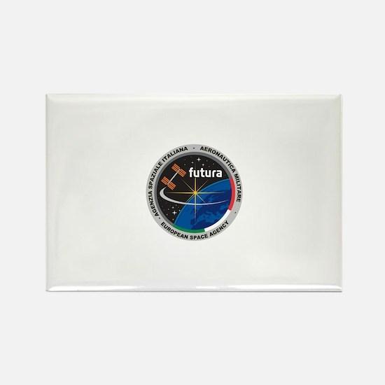 Futura Mission Logo Rectangle Magnet Magnets