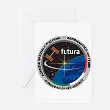 Futura Mission Logo Greeting Cards (Pk of 10)