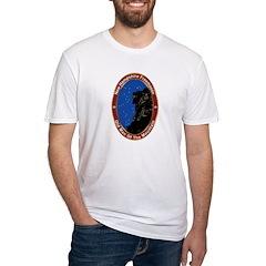 New Hampshire Freemasons Fitted T-Shirt