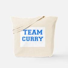 TEAM CURRY Tote Bag