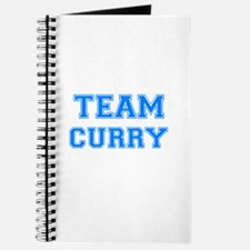 TEAM CURRY Journal