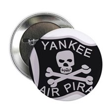 "yankee_air_pirate.png 2.25"" Button (10 pack)"
