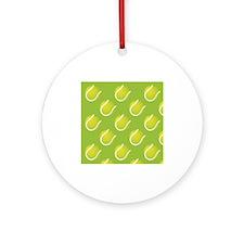 Tennis Balls Ornament (Round)