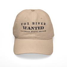Wanted - Fox River Baseball Cap