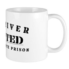 Wanted - Fox River Mug