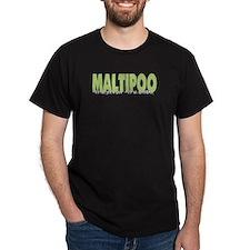 Maltipoo IT'S AN ADVENTURE T-Shirt