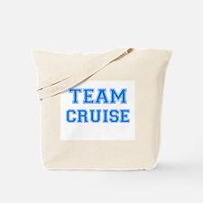 TEAM CRUISE Tote Bag