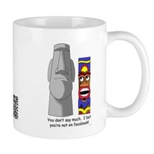 Tiki Talks Smack To Stoney Mugs