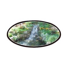 Garden Waterfall Patches