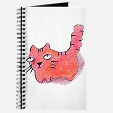 Orange Kitty Journal