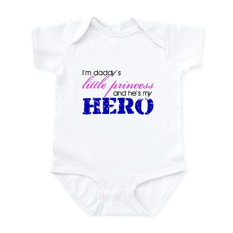 Daddy's Little Princess Infant Bodysuit