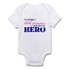 Daddy's Little Princess Infant Bodysuit