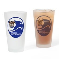 f22_BULLDOG_525.png Drinking Glass