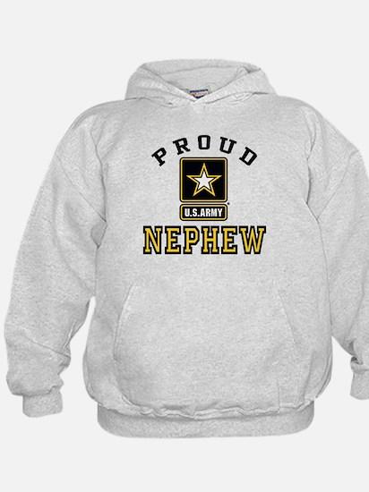 Proud U.S. Army Nephew Hoodie