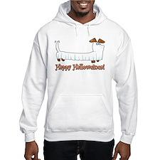 Happy Halloween Dachshund Hoodie