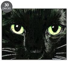 Black Cat Pearl Puzzle