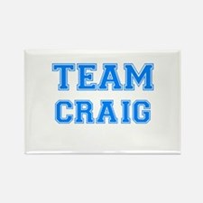 TEAM CRAIG Rectangle Magnet
