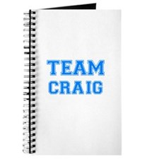 TEAM CRAIG Journal