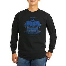 Derek Zoolander Center Long Sleeve T-Shirt