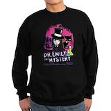 Emily the strange Sweatshirt (dark)