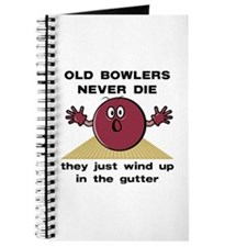 Old Bowlers Never Die Journal