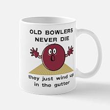Old Bowlers Never Die Mug