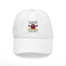 Old Bowlers Never Die Baseball Cap