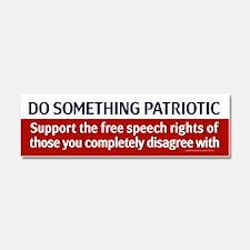 Do Something Patriotic Car Magnet 10 x 3