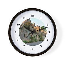 Arlington Row - Bibury Wall Clock