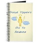 Good Tipper Angel Journal