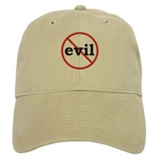 not Evil Baseball Cap