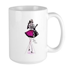 fashion girl Mugs