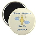 Good Tipper Angel Magnet
