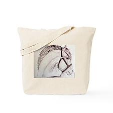 Horse sketch Tote Bag