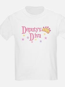 Deputy's Diva T-Shirt