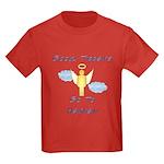 Good Tipper Angel Kids Dark T-Shirt