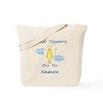 Good Tipper Angel Tote Bag
