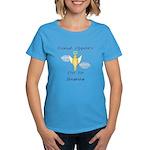 Good Tipper Angel Women's Dark T-Shirt