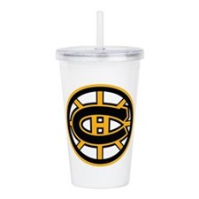CanBruins Acrylic Double-wall Tumbler