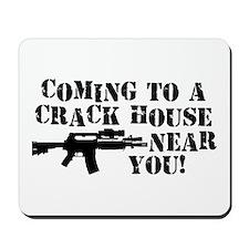 Crack House Mousepad