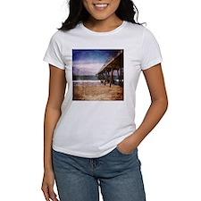 California Pacific Ocean Pier T-Shirt