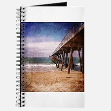 California Pacific Ocean Pier Journal