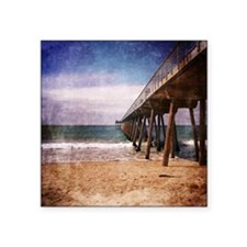 California Pacific Ocean Pier Sticker