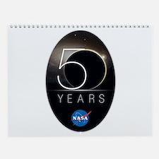 Nasa Logo Wall Calendar
