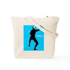 Cool Sillouette Tote Bag