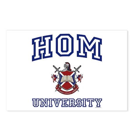 HOM University Postcards (Package of 8)