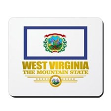 West Virginia (v15) Mousepad