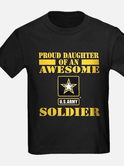 Proud Daughter U.S. Army T